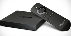 Connect Via Fire TV