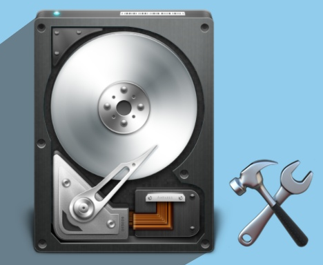 Resolve hard disk and OS errors