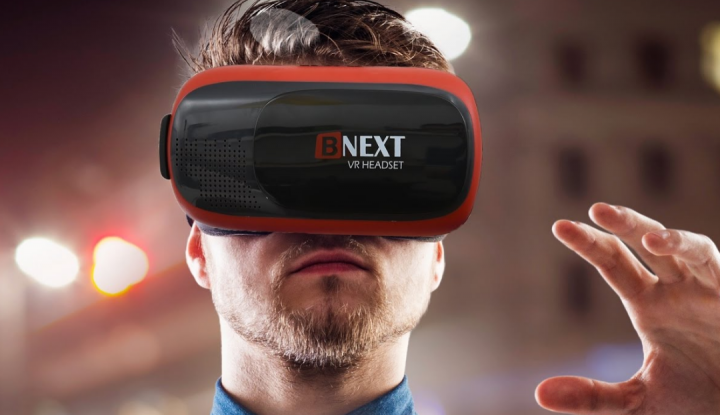 Bnext-VR Headsets For iPhone