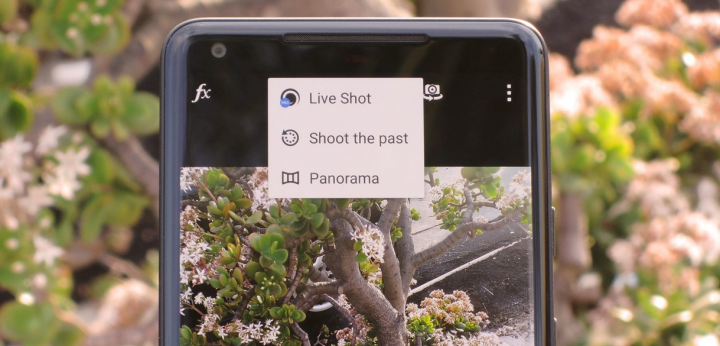 Capture Or View Live Photos On Android