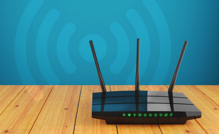 Check the Router