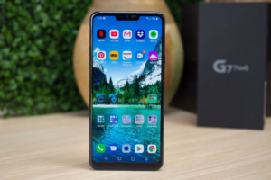 LG G7 Android 10 update