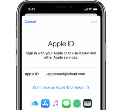 iPhone Keeps Asking for Apple ID