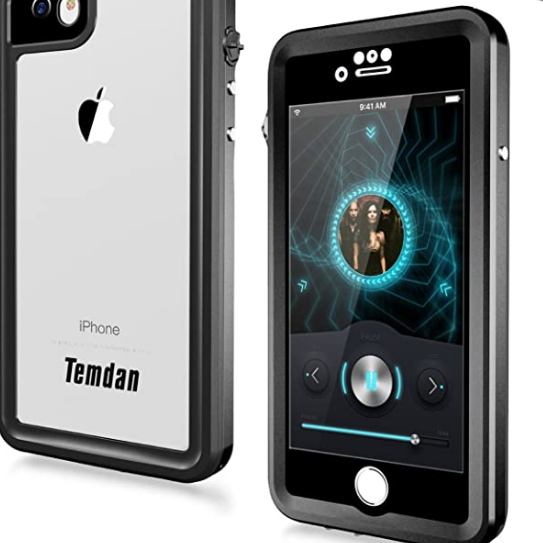 Temdan-iPhone 5 waterproof cases