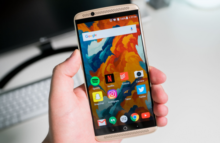 ZTE Android 7.0 Nougat update