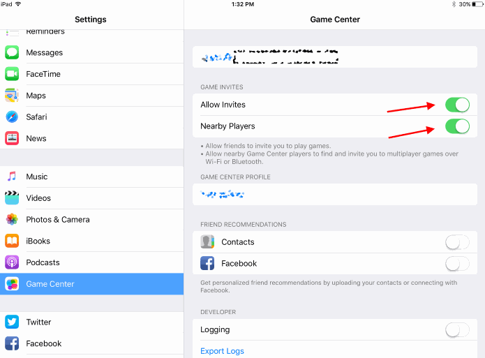 how to add friends on game center