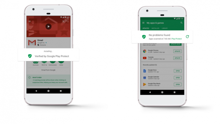 how to disable google play protect