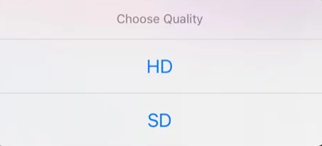 how to save video from facebook to iphone