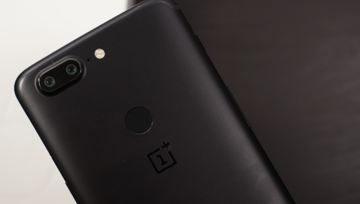 oneplus 5t android