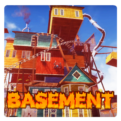 ✔️ NEW HELLO NEIGHBOR : BASEMENT