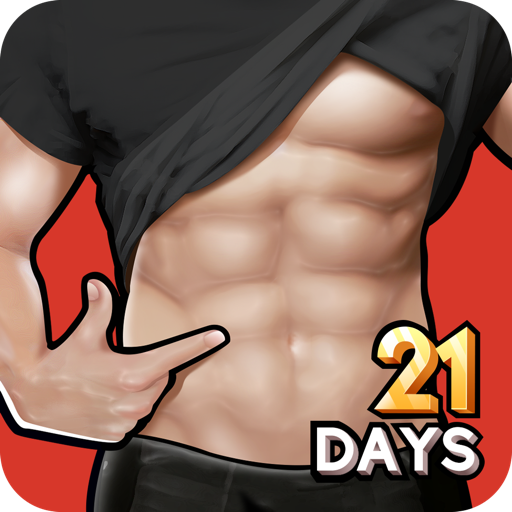 21 days Abs Workout - home fitness for Six Pack