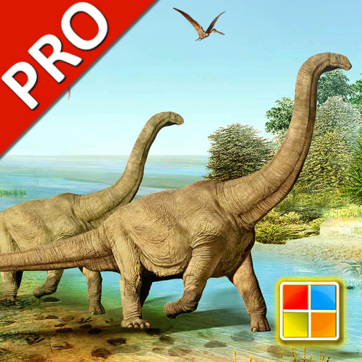 Dinosaurs Cards PRO  (Learn English Faster)