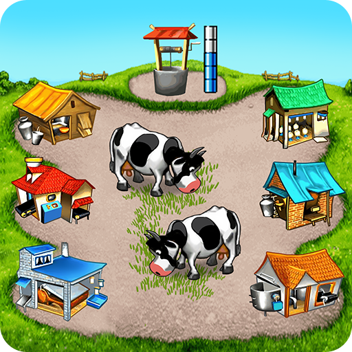 Farm Frenzy Free: Time management games offline 🌻