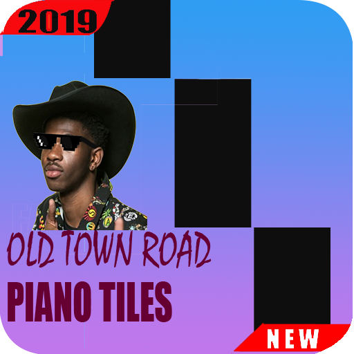 Lil Nas X - Old Town Road Piano Game