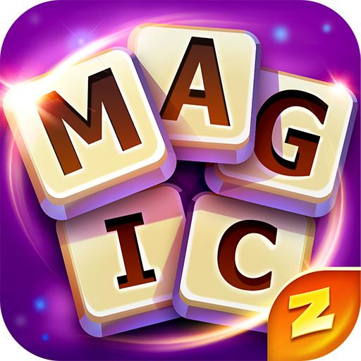 Magic Word - Find & Connect Words from Letters
