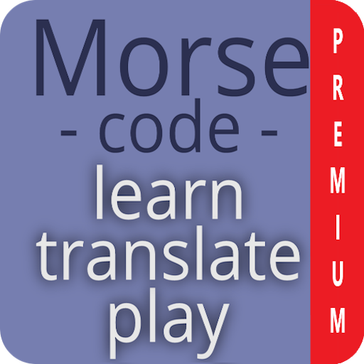 Morse code - learn and play - Premium