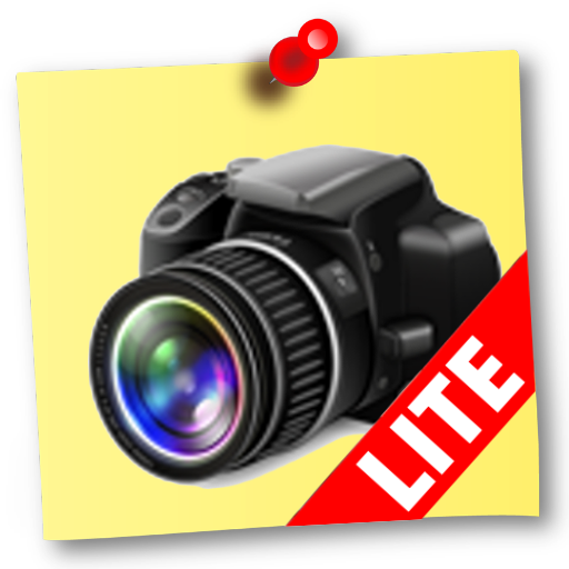 NoteCam Lite - photo with notes [GPS Camera]