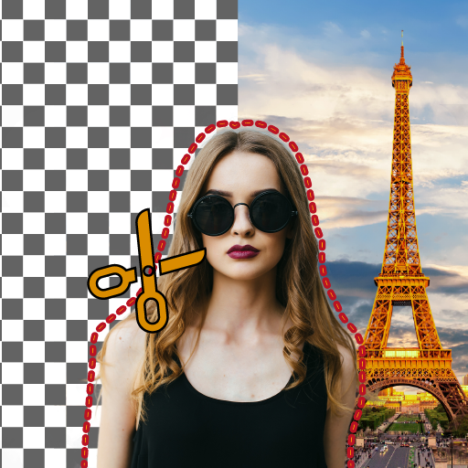 Photo Background changer-Background Remover Editor