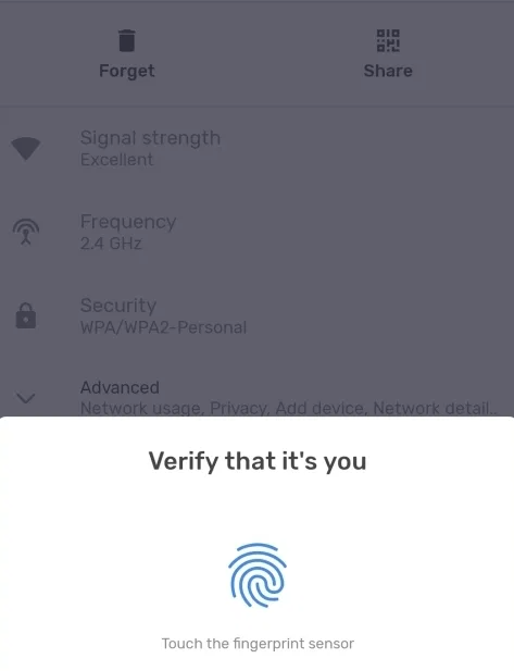 Find A Wi-Fi Password On Android