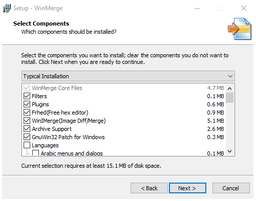 Compare Contents Of Two Folders