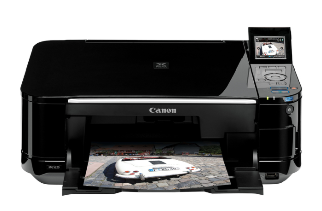 Canon Printer To Scan To My Computer
