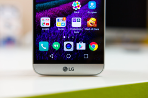 google assistant in lg g5