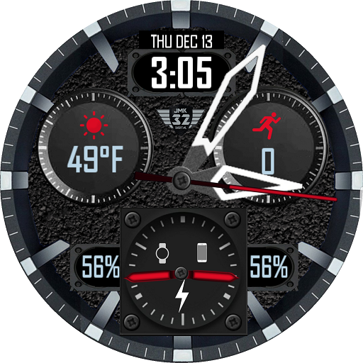 Z SHOCK 11 color changer watchface for WatchMaker