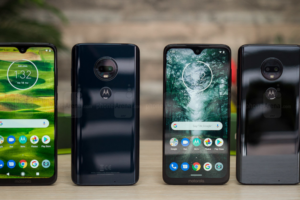 moto g7 series android