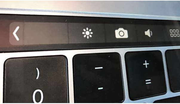 Touch Bar Not Working