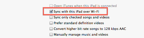 iPod Won't Sync With iTunes