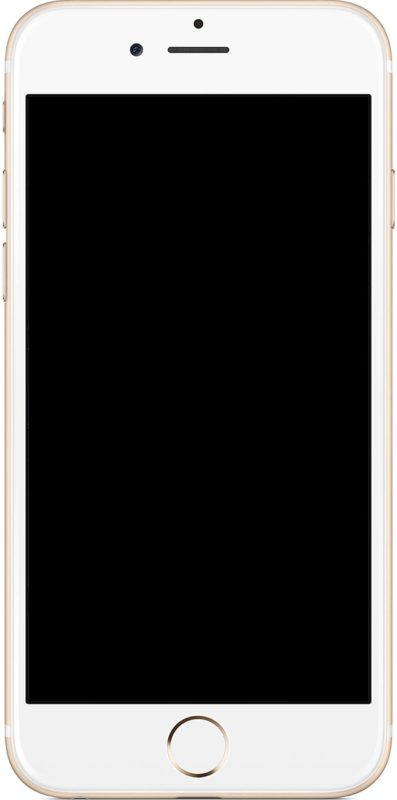 iPhone Black Screen