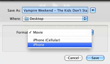 MP3 Won't Add To iTunes
