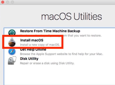 Mojave Clean Install